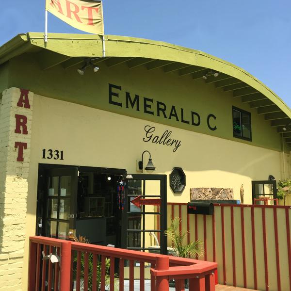 Emerald C Gallery Coronado California